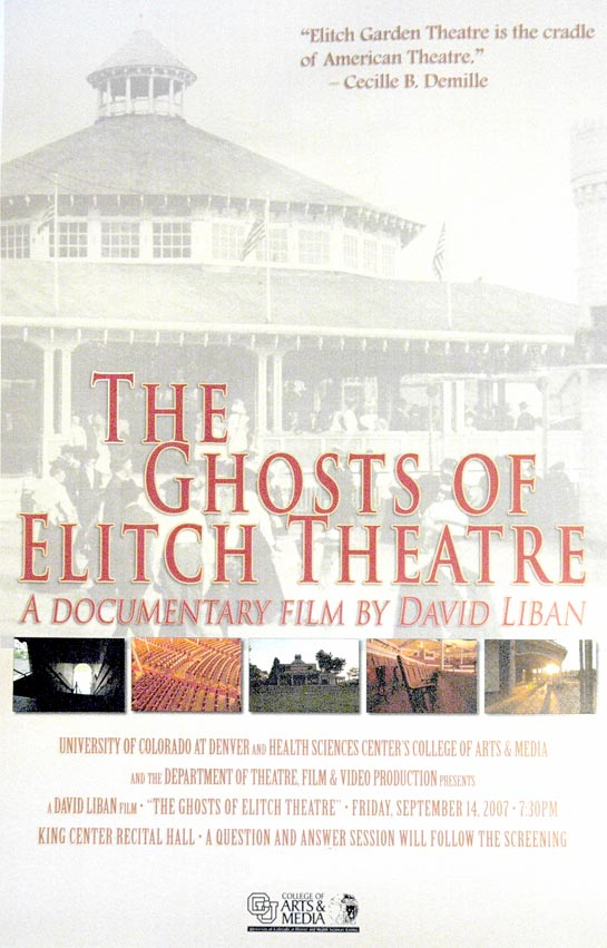 Ghosts of the Elitch Theater