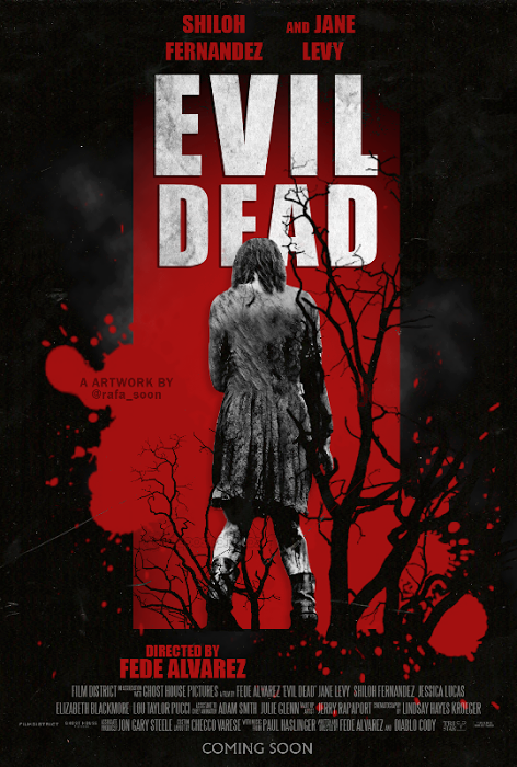 Evil                         Dead the remake