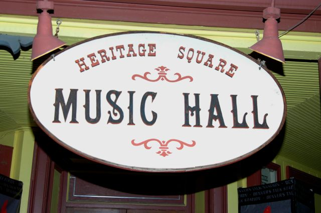 Heritage Square Music Hall - Opera House