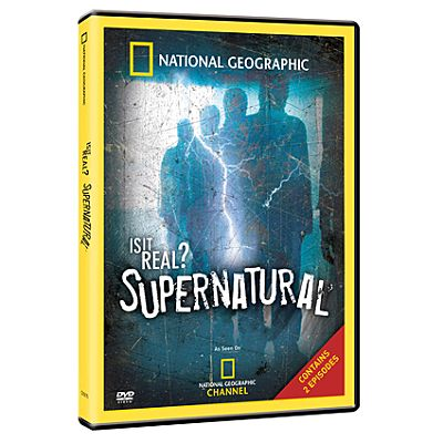 Is It Real National Geographic                                 DVD set