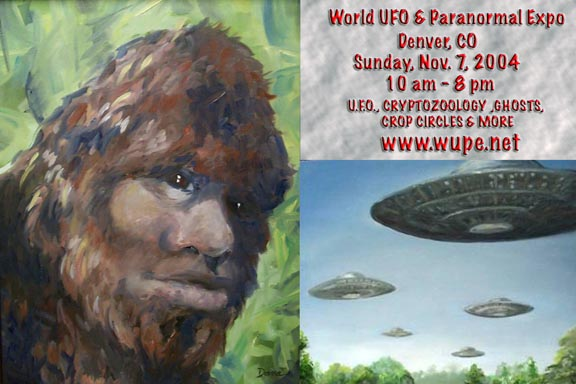 World UFO and Paranormal Expo