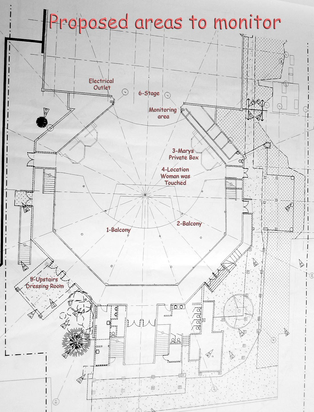 Welcome to the rocky mountain paranormal research society blueprint of the interior of the elitch theater malvernweather Images